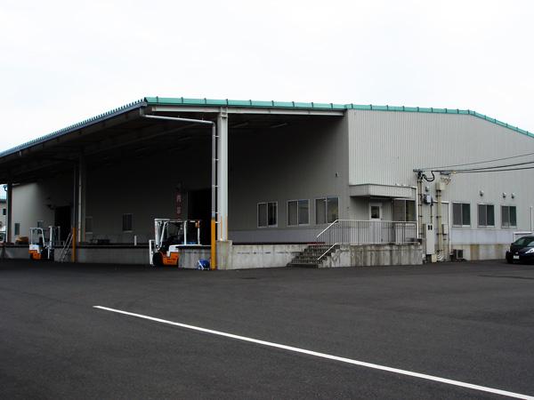 松下運輸 鹿児島物流センター